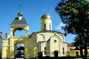 Храм преподобного Герасима Болдинского